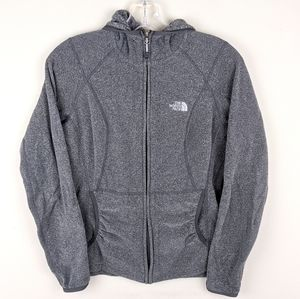 The North Face | Gray Zip Hoodie